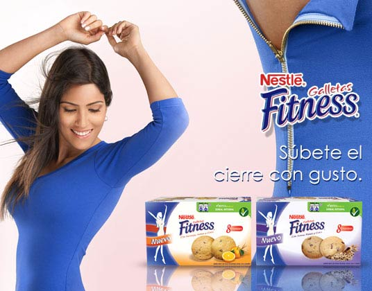 galletas FITNESS
