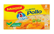 Cubitos Pollo