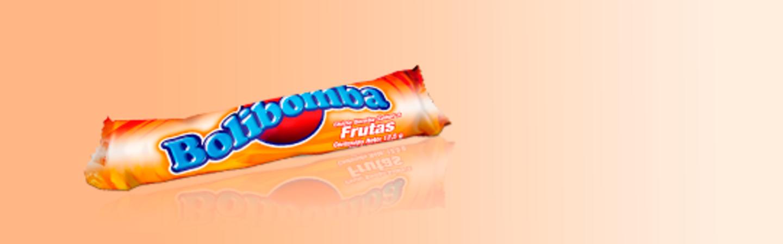 Bolibomba® Frutas
